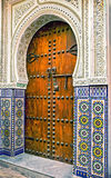 Architectural details and doorways Royalty Free Stock Photography