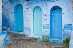 Details and doorways of Morocco Royalty Free Stock Photo