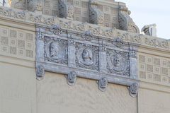 Architectural details in Hollywood Royalty Free Stock Photography
