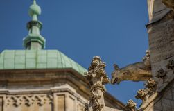 Architectural details Royalty Free Stock Images