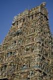 Architectural details of Kapaleeshwarar temple at Mylapore,Chennai,Tamilnadu,India Stock Photo
