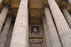 Architectural details of the Kazan Cathedral Stock Photo