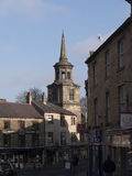 Architectural details in Lancaster England in the Centre of the City Stock Photo