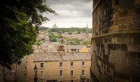 Architectural details in Lancaster Royalty Free Stock Photography
