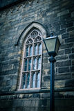 Architectural details in Lancaster Royalty Free Stock Photo