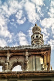 Architectural details of the Minars Stock Images