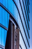 Architectural details of the modern WSFS Bank building in downtown Wilmington, Delaware. Architectural details of the modern WSFS Bank building in downtown stock photos