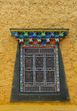 Architectural Details Of Songzanlin Monastery Stock Photo