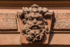 Architectural details royalty free stock photo
