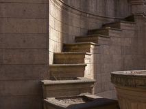 Architectural details at the Palace of Fine Arts Royalty Free Stock Photo