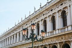 Architectural details, Venice, Italy Stock Photography