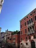 Architectural details in Venice Royalty Free Stock Images