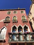 Architectural details in Venice Stock Photography