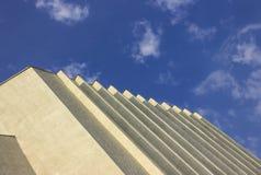Architectural diagonals. Stock Photos