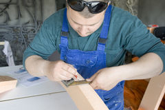 Architectural element. Sectoring the architectural element for decoration window Stock Photo