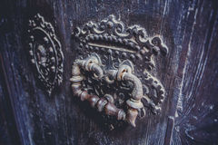 Architectural element in the form of a volute. Detail decorative architectural elements. Stock Image
