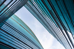 Architectural elements. And abstract parts of buildings and structures in Astana Kazakhstan Royalty Free Stock Image