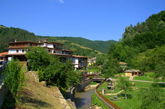 Architectural-Ethnographic Complex-Etar,Bulgaria Royalty Free Stock Photo