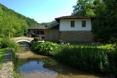 Architectural-Ethnographic Complex-Etar,Bulgaria Stock Image