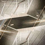 Architectural forms Royalty Free Stock Images
