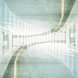 Architectural forms Stock Images