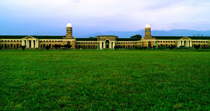 The Architectural Fort: Forest research Institute Stock Photos