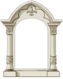 Architectural Frame Royalty Free Stock Photos
