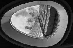 Architectural geometries Stock Photo