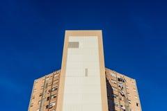 Architectural geometry in Palma de Mallorca Stock Photos