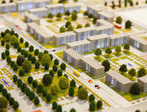 Architectural model Stock Images