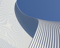 Architectural modern design Royalty Free Stock Images
