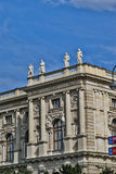 Architectural monuments of Europe. Vienna. Stock Photography