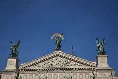 Architectural Monuments on the Poland stock photos