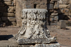 Architectural Order in Ephesus Ancient City Royalty Free Stock Photo
