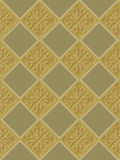 Architectural Ornament Tiles Stock Image