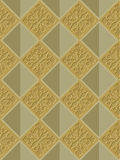 Architectural Ornament Tiles Royalty Free Stock Photos