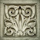 Architectural panel Royalty Free Stock Photography