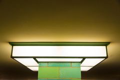 Particular of a subway station in Berlin, Germany Stock Images