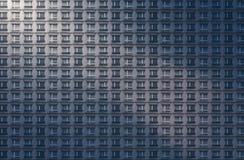 Concrete facade of a miserable skyscraper. Architectural pattern, concrete facade of a miserable skyscraper stock images