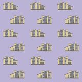 Architectural Pattern Seamless Stock Images