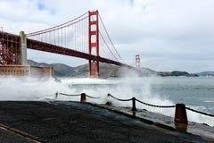 Architectural Photography of Golden Gate Bridge, San Francisco Royalty Free Stock Photos
