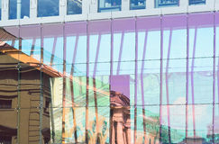 Architectural Reflections Stock Photography