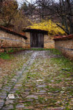 Architectural reserve Zheravna village, Bulgaria Royalty Free Stock Photography