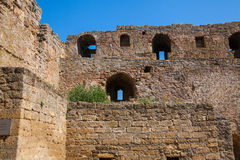 Architectural ruins Royalty Free Stock Images