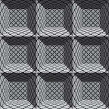 Architectural seamless pattern. Royalty Free Stock Photography