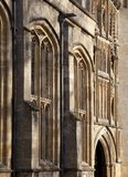 Architectural stone detail Royalty Free Stock Photo