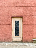 Architectural street details in riga, latvia Royalty Free Stock Photography