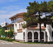 House in Anapa. Royalty Free Stock Photography