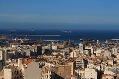 Algiers, capital city of Algeria Royalty Free Stock Image