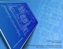 Architecturale achtergrond Royalty-vrije Stock Fotografie